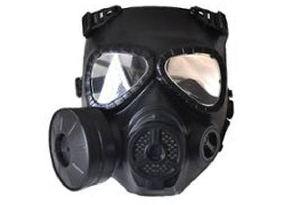 masque 3m pollution