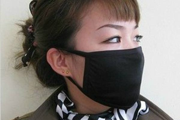 masque anti pollution cyclisme