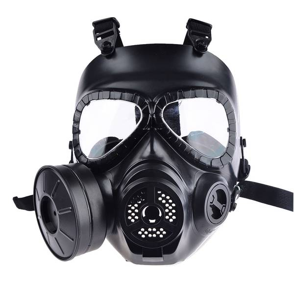 masque protection chimique