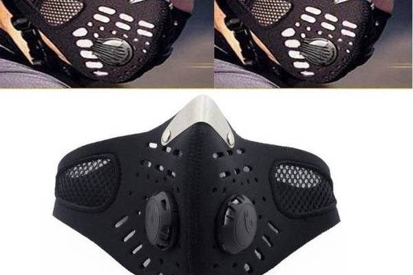 masque lavable anti pollution