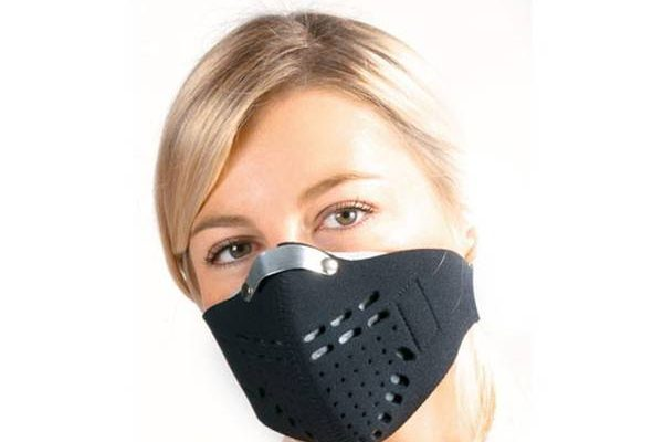 masque velo anti pollution