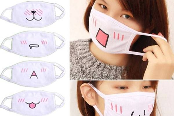 masque anti pollution mignon